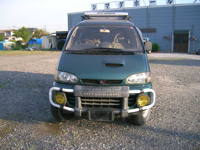 Cars 1994 L400 Delica Spacegear 119k