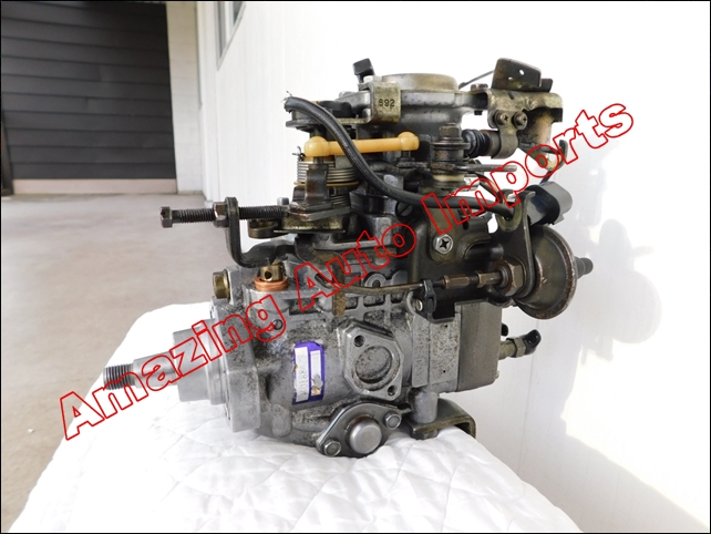 1988-1996 Delica L300 4D56 Diesel Injection Pump Calibrated Assembly